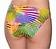 Rückansicht zu Bikini-Slip Classic ( ABA0306 ) der Marke Lise Charmel aus der Serie Irisation Tropical