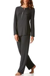 Mey DamenwäscheJeaniePyjama, langarm