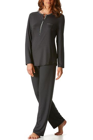Abbildung zu Pyjama, langarm (14787) der Marke Mey Damenwäsche aus der Serie Jeanie