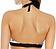 Rückansicht zu Triangel-Bikini-Oberteil ( 8B8450 ) der Marke Huit aus der Serie Abbyss