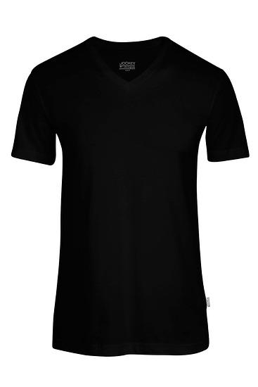 Abbildung zu V-Shirt, 2er-Pack (120220) der Marke Jockey aus der Serie American T-Shirts