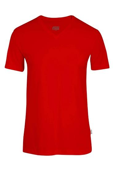 Abbildung zu V-Shirt, kurzarm (120200H) der Marke Jockey aus der Serie American T-Shirts