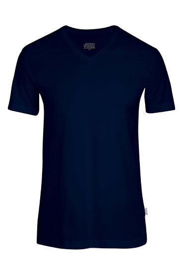 Abbildung zu V-Shirt (120200H) der Marke Jockey aus der Serie American T-Shirts
