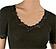 Vorderansicht zu Shirt, kurzarm ( 14990 ) der Marke Calida aus der Serie Richesse Lace