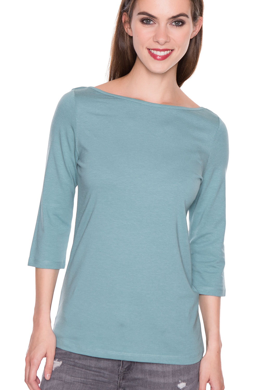 mexx shirt 3 4 u boot ausschnitt n4xwt009 sunny dessous. Black Bedroom Furniture Sets. Home Design Ideas