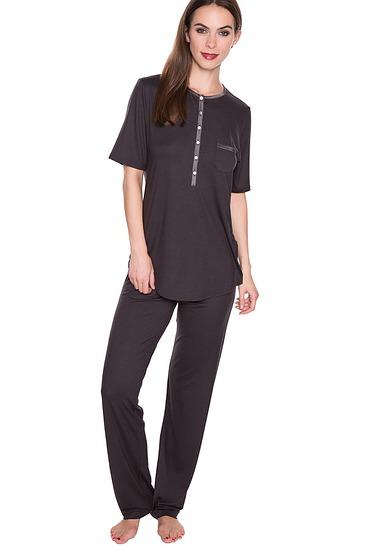 Abbildung zu Pyjama, kurzarm (14795) der Marke Mey aus der Serie Jeanie