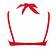 Rückansicht zu Bikini-Oberteil Coco ( L4 8783-1 ) der Marke Rosa Faia aus der Serie Island Hopping