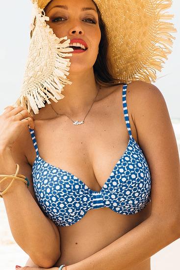 Abbildung zu Bikini-Oberteil Paulina Dots (L6 8724-1) der Marke Rosa Faia aus der Serie Treasure Island
