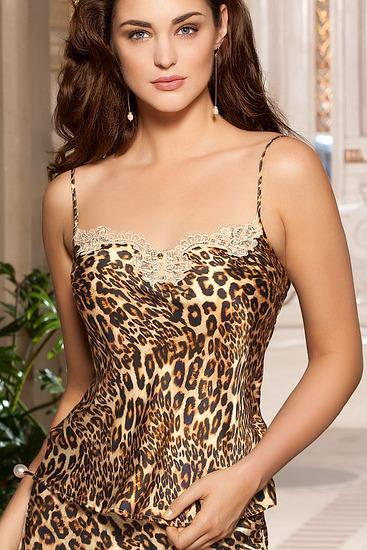 Abbildung zu Lingerie-Top (ALC4248) der Marke Lise Charmel aus der Serie Panthere Shakti