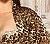 Vorderansicht zu Kimono Kurz ( ALC2048 ) der Marke Lise Charmel aus der Serie Panthere Shakti