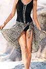 Rosa Faia Damen Bademode Strandbekleidung