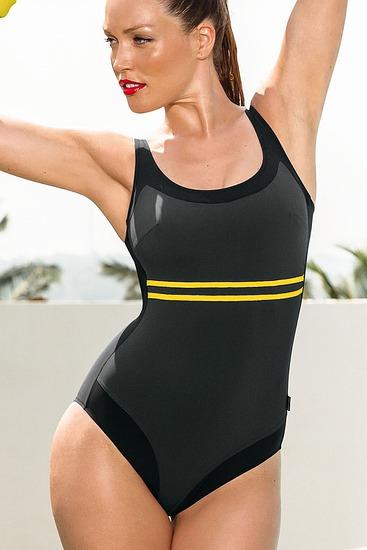 Abbildung zu Badeanzug Fanny Black (L6 7758) der Marke Rosa Faia aus der Serie Badeanzüge
