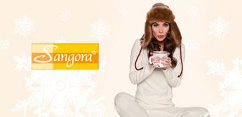 Baumwolle/Angora von Sangora