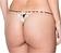 Rückansicht zu String Sexy ( ACC0548 ) der Marke Lise Charmel aus der Serie Panthere Shakti