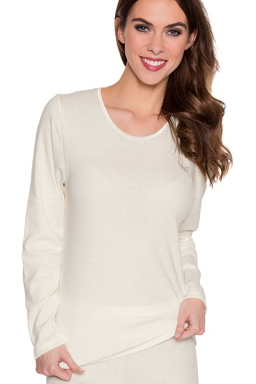 Abbildung zu Shirt, langarm (s8010830) der Marke Sangora aus der Serie Baumwolle/Angora