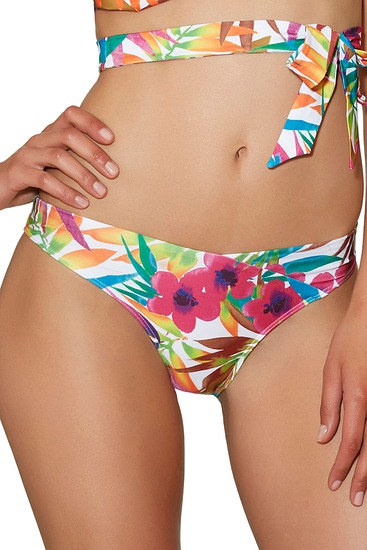Abbildung zu Bikini-Hüftslip (CR20) der Marke Aubade aus der Serie Caribbean Dream