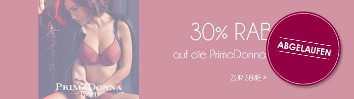 30% Rabatt auf die Artikel der Serie Lolita von Prima Donna - abgelaufen