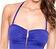 Vorderansicht zu Badeanzug mit Zipper ( 8670103 ) der Marke Watercult aus der Serie Summer Solids 16
