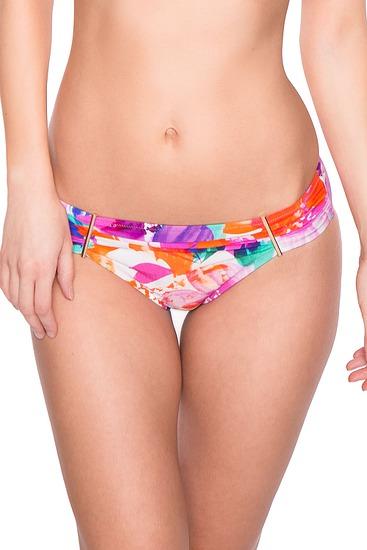 Abbildung zu Bikini-Slip mit Schmuck (202111) der Marke Watercult aus der Serie Floral Twist