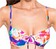 Vorderansicht zu Bügel-Bikini-Oberteil ( 7180111 ) der Marke Watercult aus der Serie Floral Twist