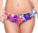 Vorderansicht zu Bikini-Slip mit R�schen ( 895111 ) der Marke Watercult aus der Serie Floral Twist