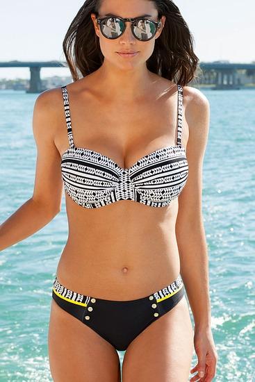 Abbildung zu Bikini-Set, Cup C-E (7880479) der Marke Lidea aus der Serie Ethno Graphic
