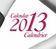 Vorderansicht zu Aubade Kalender 2013 ( 2013 ) der Marke Aubade aus der Serie Kalender