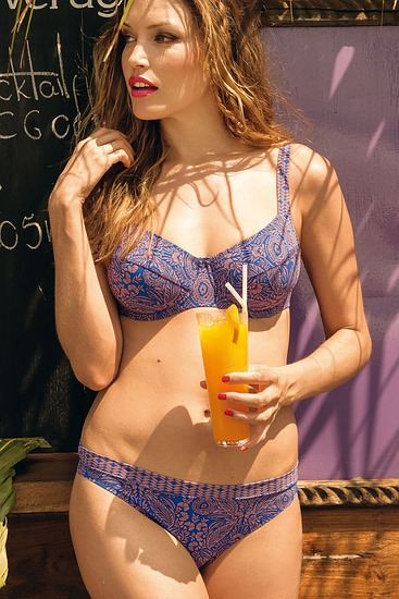 Abbildung zu Bikini-Set Sibel (L6 8847) der Marke Rosa Faia aus der Serie Blue Bay