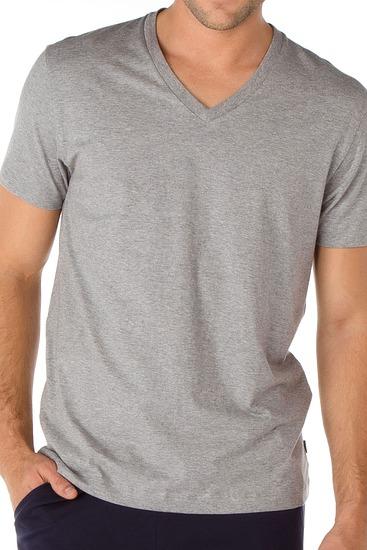 Abbildung zu T-Shirt, V-Ausschnitt (14818) der Marke Calida aus der Serie Remix