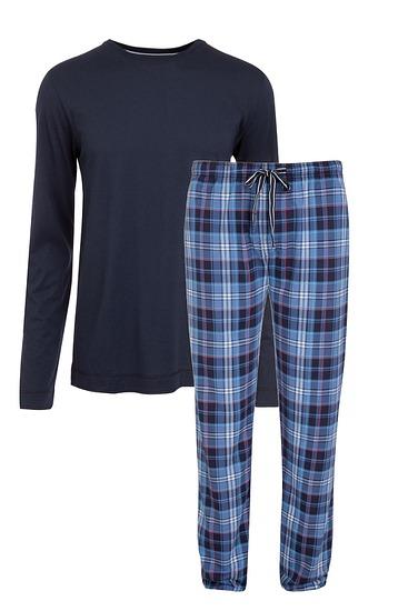 Abbildung zu Pyjama lang, navy (500002) der Marke Jockey aus der Serie Loungewear by Jockey
