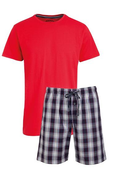 Abbildung zu Pyjama kurz a-red (500203) der Marke Jockey aus der Serie Loungewear by Jockey