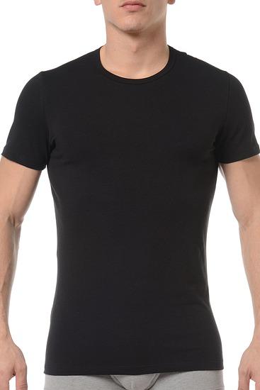 Abbildung zu T-Shirt, Rundhals (349790) der Marke HOM aus der Serie Smart Cotton
