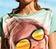 Vorderansicht zu Shirt ( 49221 ) der Marke Cheek aus der Serie Glittery