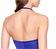 Rückansicht zu Badeanzug mit Zipper ( 8670103 ) der Marke Watercult aus der Serie Summer Solids 16