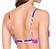 R�ckansicht zu B�gel-Bikini-Oberteil ( 7180111 ) der Marke Watercult aus der Serie Floral Twist