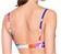 Rückansicht zu Schalen-Bikini-Oberteil ( 7370111 ) der Marke Watercult aus der Serie Floral Twist