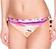 Vorderansicht zu Bikini-Slip mit Schn�rung ( 205100 ) der Marke Watercult aus der Serie Beach Safari 16