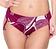 Vorderansicht zu Bikini-Slip, Raffung ( 41151 ) der Marke Lisca aus der Serie Karpathos