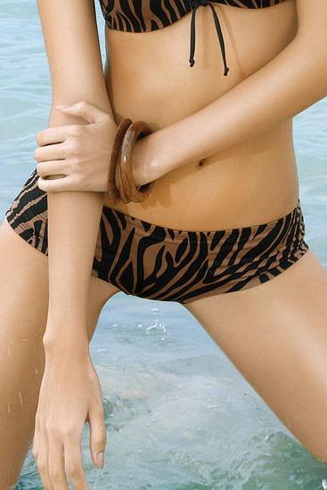Abbildung zu Bikini-Shorty (EBA0547) der Marke Antigel aus der Serie La Sauvage Explo