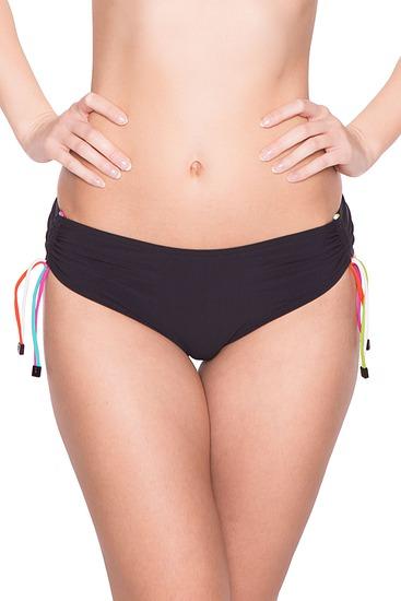 Abbildung zu Bikini-Slip mit Kordeln (843483) der Marke Lidea aus der Serie Colour Play