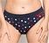 Vorderansicht zu Bikini-Slip ( 9532 ) der Marke Ulla Dessous aus der Serie Lima