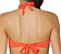 Rückansicht zu Bandeau-Bikini-Oberteil ( CV16 ) der Marke Aubade aus der Serie Trinidad Club