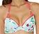 Vorderansicht zu Push-Up-Bikini-Oberteil ( CU08 ) der Marke Aubade aus der Serie Summer Joy