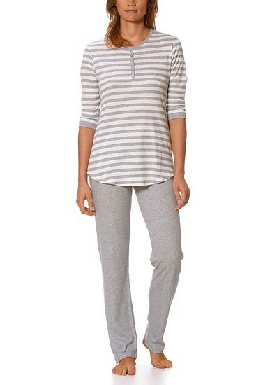 Abbildung zu Pyjama, 3/4-Ärmel (14874) der Marke Mey aus der Serie Hanni