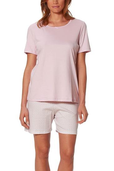 Abbildung zu Pyjama kurz (13872) der Marke Mey aus der Serie Louisa