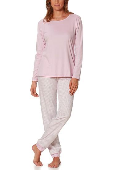 Abbildung zu Pyjama lang (14872) der Marke Mey aus der Serie Louisa