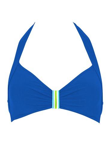 Abbildung zu Neckholder-Bikini-Oberteil (7493483) der Marke Lidea aus der Serie Colour Play