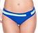 Vorderansicht zu Bikini-Slip, Gürteleffekt ( 344483 ) der Marke Lidea aus der Serie Colour Play