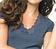 Vorderansicht zu Wohlfühl-Shirt, V-Ausschnitt ( ENA9106 ) der Marke Antigel aus der Serie Simply Perfect Loungewear