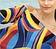 Vorderansicht zu Bluse ( ESA4227 ) der Marke Antigel aus der Serie La Sporty Tropique